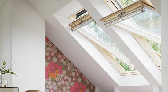 Porte a scomparsa finestre per tetti e scale per interni for Finestre velux blindate